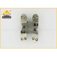 Quality 180 Degree Concealed Inside Door Hinges For Cabinets / Wardrobe / Cupboard for sale