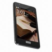 Quality 5-inch Smartphone, Capacitive Touch Panel/MTK 6577/Android 4.0.3/GPS/Bluetooth/TV/FM/Double Camera for sale