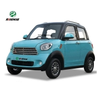 China New Energy Electric Mini Car four seats china electric cars on sale