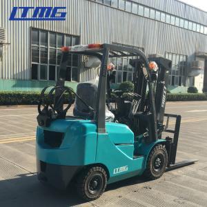 China 1.8 Ton LPG Forklift Truck With TCM Technology Ergonomics Adjustable Seat on sale