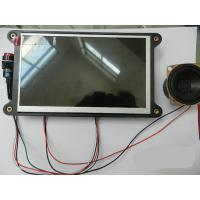 High Definition TFT LCD Battery Operated Digital Photo Frame 7 Inch 800*480 Resolution