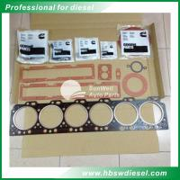China Cummins L375  ISLE Upper gasket sets sets 4089758  6L8.9 Top gasket sets on sale
