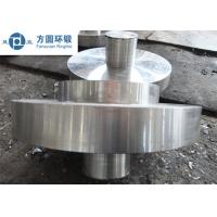 Quality C45 Carbon Steel Hot Rolled  / Hot Forged Ring Normalizing for Gears for sale