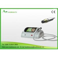 Quality Fractional RF Microneedle beauty machine for stretch marks/ wrinkle/ face lift for sale