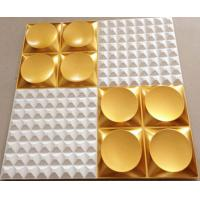 Quality Paintable Waterproof  3d PVC Wall tile for Interior Home/ Hotel Wall decoration for sale