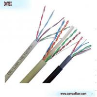 China network cable UTP cat6e 4pairs on sale