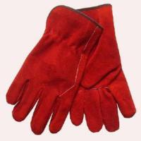Quality Cow Split Leather Driving Gloves (GCD500S) for sale