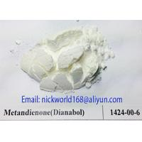 Quality CAS 72-63-9  Fat Burner Powder Dianabol Methandienone For Bodybuilding ISO Approved for sale