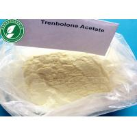 Buy cheap 99% Purity Injectable pale yellow powder Steroids Trenbolone Acetate for fat loss product