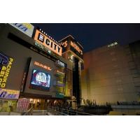 Quality P6 Led Video Walls Interactive Advertising , 1R1G1B Outdoor Led Billboard Great Waterproof for sale