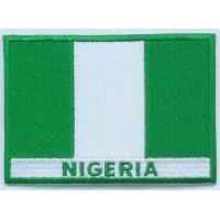 Quality Custom embroidery patches Uniform / Military / Security Embroidered Flag Patches for sale
