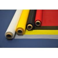 Quality Silk Screen Printing / Nylon Screen Printing Mesh For Glass And Ceramic Printing for sale