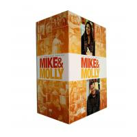 China Free DHL Shipping@Hot TV Show TV Series Mike & Molly The Complete Series Boxset Wholesale on sale