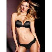 Buy cheap Female Strapless Personalized Spandex Breathable Bras 38ddd product