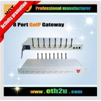 Buy cheap 8 Ports GoIP Gateway from wholesalers