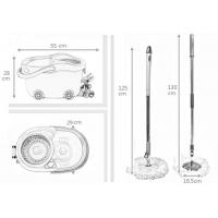 Buy cheap KXY-JLT spin mop with foot pedal,Best Selling 360 Spin Mop With Wheels from wholesalers