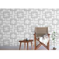 Quality Wall Art Modern Style Home Decor Wallpapers / 3D Wallpaper For Home Wall TV Background for sale