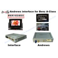 Quality Touch Screen Multimedia Video Interface For New Benz A / B / C Class for sale