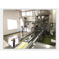 Quality Auto Weighing 25kg Open Mouth Bag Packing Palletizing Line for sale