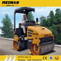 Quality 2017  SDLG new-desinged  mini road roller RD730 adopting VOLVO technology for sale for sale