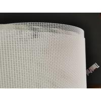 Quality Food Grade Polyester Printing Mesh , DPP180T -27 Woven Filter Mesh in white for sale