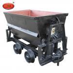 Quality KFU Series Bucket-tipping Mine Car for sale