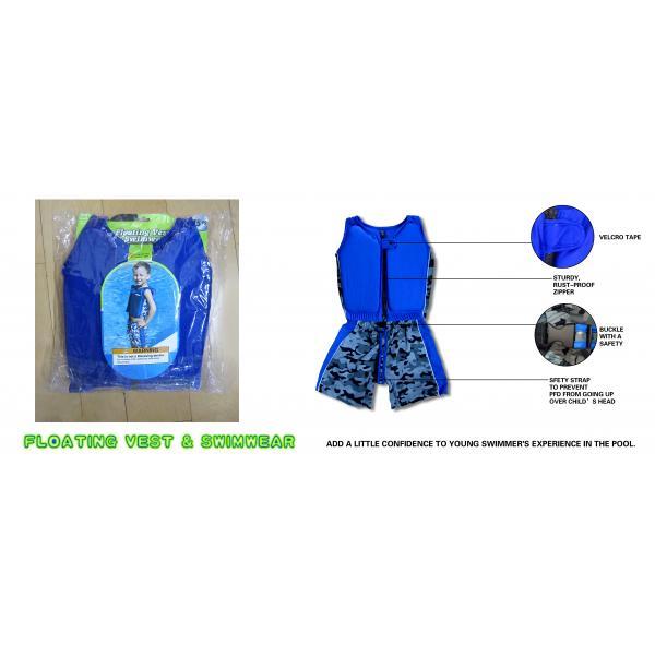 Boys vest child kids floating swimwear babies bathing suits xs size