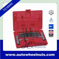 Quality Auto Tire Repair Kit  25pcs Tire Repair Tools / Tire Plugging Tools for sale