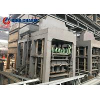 Quality PLC Control  Block Brick Making Machine With Germany'S Vibration Technology for sale