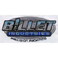 Quality Embroidery digitizing Billet industries Blend color service of the customer's design for sale