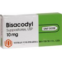 Quality Western Medicine Bisacodyl Adult 10mg For Acute And Chronic Constipation for sale