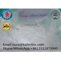Quality CAS 54965-24-1 Anti Estrogens Nolvadex Steroids Powder Tamoxifen Citrate / Nolvadex for sale