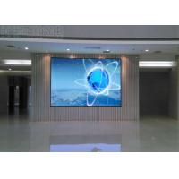 Buy cheap P4 SMD 3 in 1 Full Color Indoor LED Displays For Mobile Media , CE UL FCC Trusted Service from wholesalers