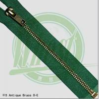 Buy brass zipper at wholesale prices