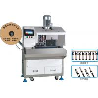 Quality DC Plug Automatic Wire Crimping Machine For DC power cord for sale