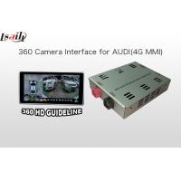 Quality 360 Degree Rear Camera Interface for AUDI A4 2017 4GMMI with frontview and rearview for sale