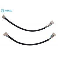Quality Mini 4Pin JST ACHR-04V-S to ACHR-04V-S 1.2 Pitch SMT Battery Pin Connector Wiring Harness for sale
