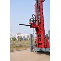 Buy Self propelled on track water Well Drilling Rig 97KW / 420 mm Drilling Hole with hydraulic system at wholesale prices