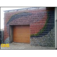 Quality Garden Fence Retaining Wall, Welded Gabion Facade Claddings,Stone Cages,Baskets for sale