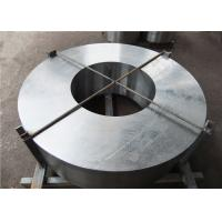 Buy cheap EN10084 18CrNiMo7-6 Hot rolled Forged Steel Rings Gear Blank Alloy Steel from wholesalers