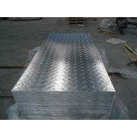 Quality 1070 1060 3003 Aluminum Embossed Sheet / Plate 0.30~6.0mm Thickness ISO9001 for sale