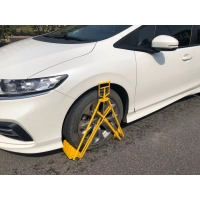 Quality Handheld Antiskid Parking Space Blocker 6mm Rubber Thickness for sale