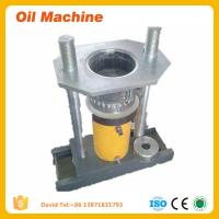 Buy cheap Almond hydraulic oil extruder machine edible oil making plant product