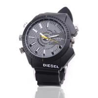 Quality 5.0 Mega Pixels Security Full HD 1080P Waterproof Pinhole Watch Hidden DVR&Camera With Night Vision for sale