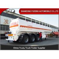 38000 liters fuel tanker semi truck trailer air suspension diesel delivery