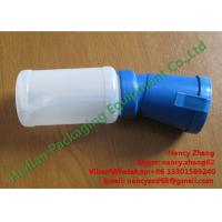 China Non-toxic Milking Machine Spares Food Grade Non-return Teat Dip Cup on sale