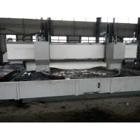 Quality high speed CNC tube sheet drilling machine THD50/2, max.size 5000x5000mm,flange drilling machine for sale
