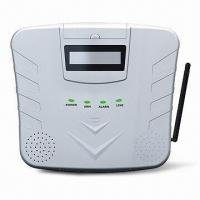 Quality GSM Wireless Two-way Transmitter Home Alarm System with 16 x 2 LCM Display for sale