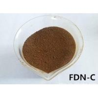 China Sodium Naphthalene Formaldehyde / SNF /NSF with solids content 92% Min water reduction Light brown on sale