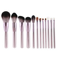 Quality Luxury Custom Private Label Makeup Brushes , Mini Makeup Brushes 10 PCS for sale